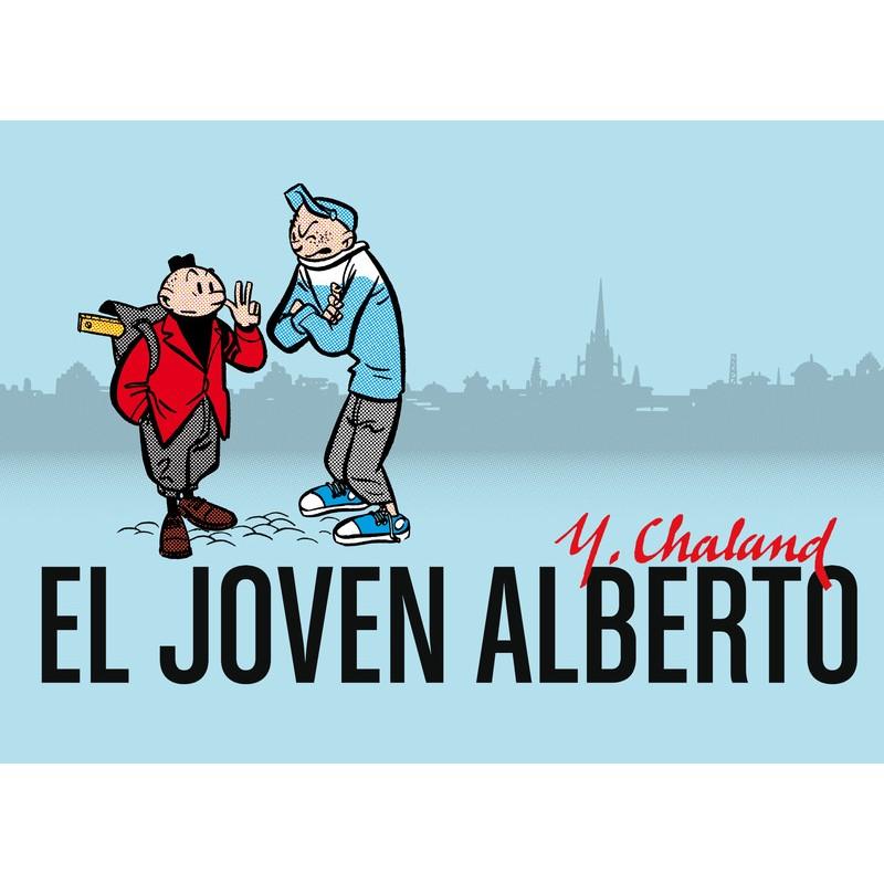 El Joven Alberto Dibbuks Comic
