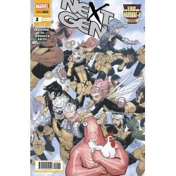 La Era de Hombre-X. NextGen 2
