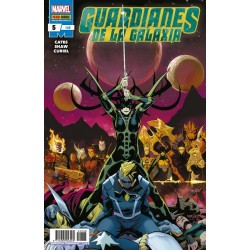 Guardianes de la Galaxia 68 Panini Comics Marvel