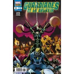 Guardianes de la Galaxia 68 Panini Comics Marvel