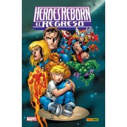 Heroes Reborn. El Regreso
