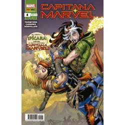 Capitana Marvel 4 Marvel Comprar Comics Panini