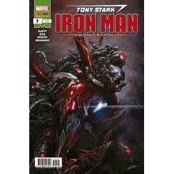 Tony Stark. Iron Man 7 / 106 Panini Comics