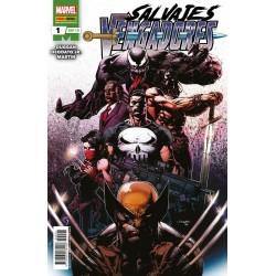 Salvajes Vengadores 1 Panini Comics Marvel
