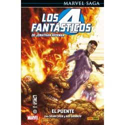 Los 4 Fantásticos de Jonathan Hickman 1. El Puente (Marvel Saga 88)