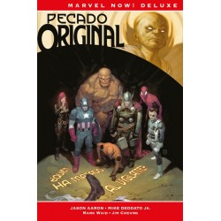 Pecado Original (Marvel Now! Deluxe)