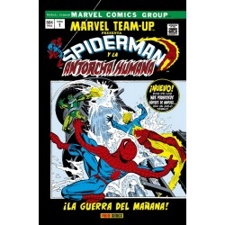 Marvel Team-Up 1 (Marvel Gold)