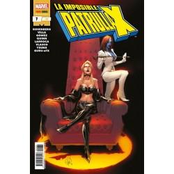 La Imposible Patrulla X 7 / 89 Panini Comics Marvel