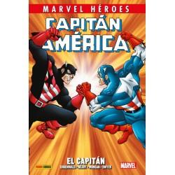 Capitán América de Mark Gruenwald 2. El Capitán (Marvel Héroes 96)
