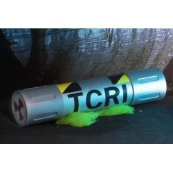 Réplica Tubo Radioactivo Tortugas Ninja 1990 Neca Escala 1/1