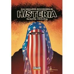 Los Estados Divididos de Histeria Comic Comprar Dolmen Editorial