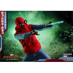 Hot Toys Spiderman Far From Home Homemade Suit Figura Comprar