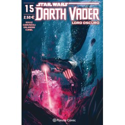 Star Wars. Darth Vader. Lord Oscuro 15 Planeta Cómic