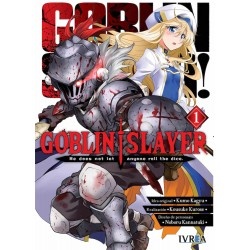 Goblin Slayer 1 Ivrea