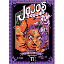 Jojo's Bizarre Adventure Parte 4. Diamond is Unbreakable 11 Ivrea