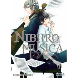 Nibiiro Música 1 Manga Ivrea