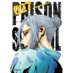Prison School 27 Manga Ivrea