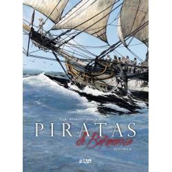 Piratas de Barataria Integral 4