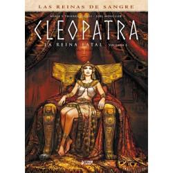 Cleopatra. La Reina Fatal 1