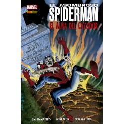 El Asombroso Spiderman. El Alma del Cazador (100% Marvel HC)