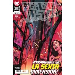 Liga de la Justicia 93 / 15