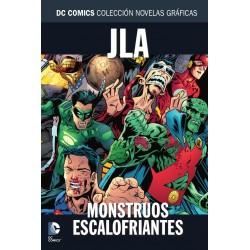Colección Novelas Gráficas 94. JLA. Monstruos Escalofriantes