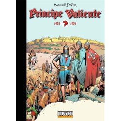 Principe Valiente 1953 1954 Dolmen Comics