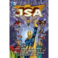 JSA de Geoff Johns (Colección Completa)