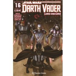 Star Wars. Darth Vader. Lord Oscuro 16 Planeta Cómic