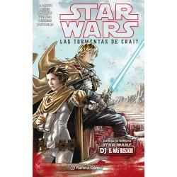 Star Wars. Las Tormentas de Crait (Especial) Planeta Cómic