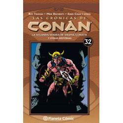 Las Crónicas de Conan 32 Planeta