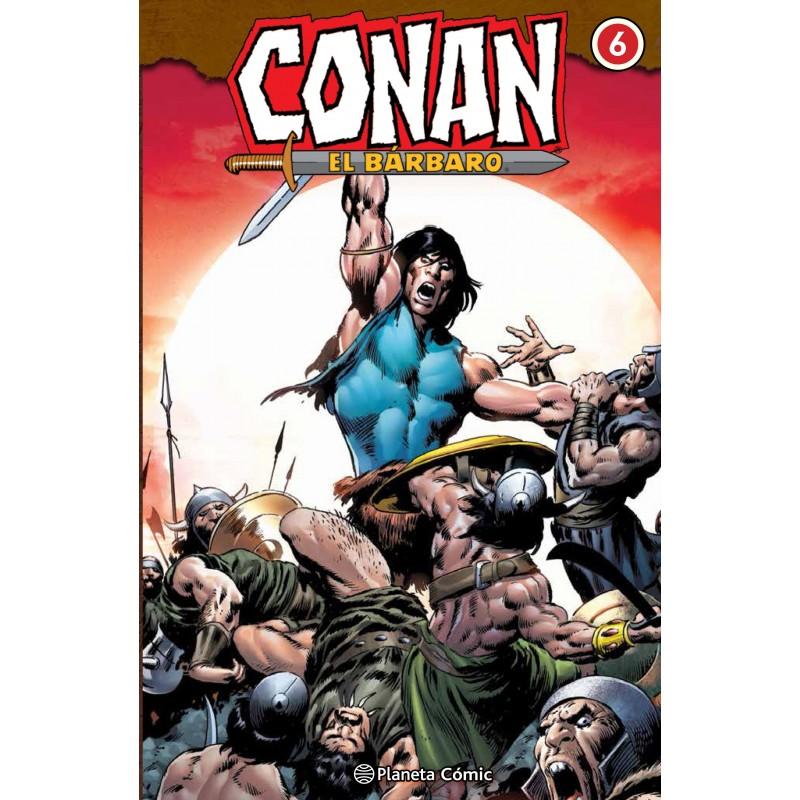 Conan El Bárbaro (Integral) 6