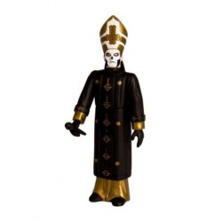 Figura Ghost. Papa Emeritus III ReAction Super7 Comprar