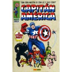 Capitán América 1. La Leyenda Viviente (Marvel Gold)