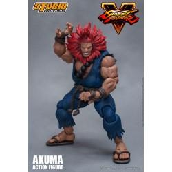 Figura Akuma Street Fighter V Storm