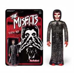 Figura Misfits The Fiend Static Age ReAction Super7 Comprar