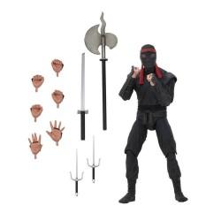 Soldado Clan del Pie Figuras Tortugas Ninja 1990 Neca Comprar
