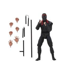 Soldado Clan del Pie Figuras Tortugas Ninja 1990 Neca Comprar Melee Weapons