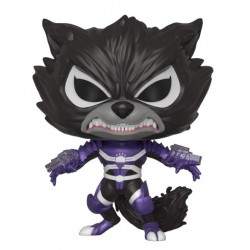 Rocket Raccoon Marvel Venom S2. POP Funko