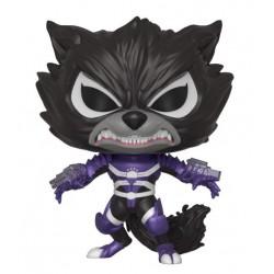 Rocket Raccoon Marvel Venom S2. POP Funko