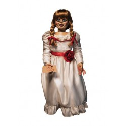 Figura The Conjuring Réplica Muñeca Annabelle Escala 1/1 Trick or Treat Studios