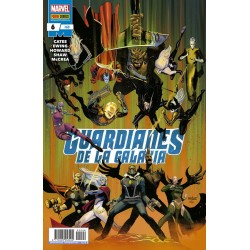 Guardianes de la Galaxia 69 Panini Comics Marvel