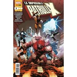 La Imposible Patrulla X 8 / 90 Panini Comics Marvel