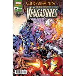 Vengadores 11 Panini Comics Marvel