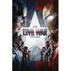 Marvel Cinematic Collection 7. Captain America. Civil War. Preludio