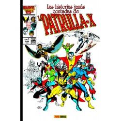 Las Historias Jamás Contadas de la Patrulla-X 1 (Marvel Gold)