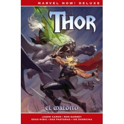Thor de Jason Aaron 2 (Marvel Now! Deluxe)