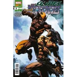 Salvajes Vengadores 2 Panini Comics Marvel