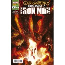 Tony Stark. Iron Man 8 / 107 Panini Comics