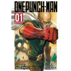 One Punch-Man 1 Ivrea